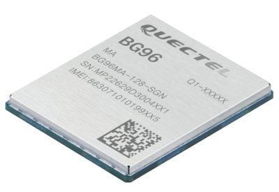 Внешний вид модуля Quectel BG96