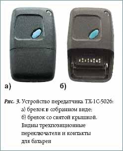 Устройство передатчика TX-1C-5026