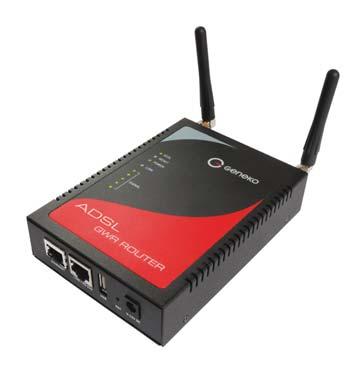 Внешний вид GWR ADSL