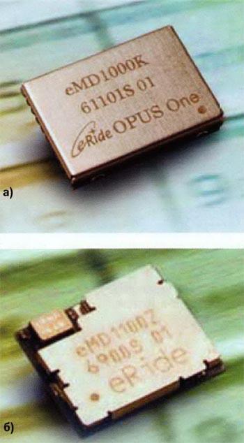 Внешний вид GPS-модуля eMD1000K/eMD1100Z