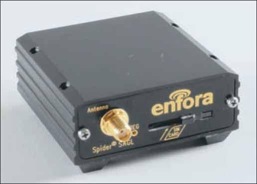 Работа GSM/GPRS терминалов Enfora в непрерывном режиме без выключения питания
