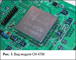 Вид модуля СН-4706