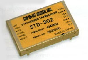 Внешний вид модуля STD-302
