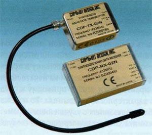 Внешний вид модулей CDP-TX-02N / CDP-RX-02N