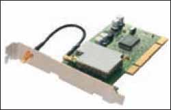 Внешний вид корпусного устройства модем Teltonika T-modem PCI