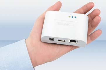 Точка доступа AP3241 миниатюрная и легкая