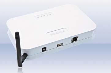 Внешний вид сервера AX4