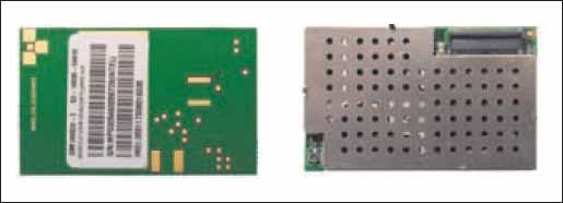 Внешний вид GSM/GPRS-модуля Sim 100