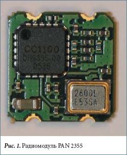 Радиомодуль PAN 2355
