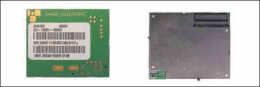 Внешний вид GSM/GPRS-модуля Sim 200