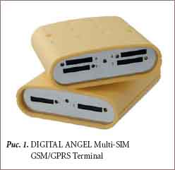 DIGITAL ANGEL Multi-SIM GSM/GPRS Terminal