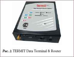 TERMIT Data Terminal & Router