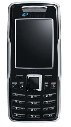 Внешний вид телефона TR-C81a