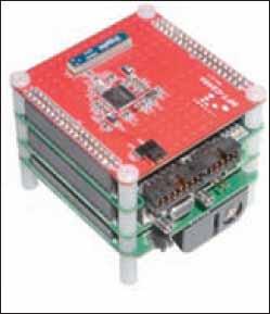 Комплект разработчика на базе Meshnetics CUBE компании Luxoft Labs/Meshnetics
