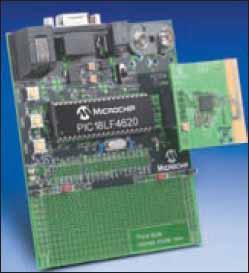 Комплект разработчика от компании Microchip