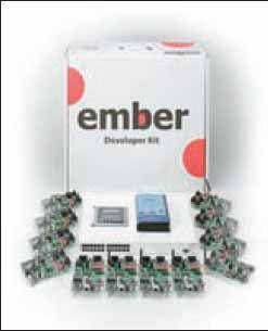 Комплект разработчика от компании Ember