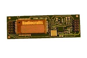 Внешний вид модуля RC1280HP