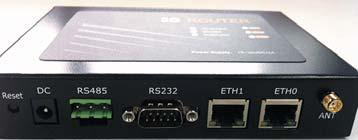 Внешний вид шлюза S1901-3G