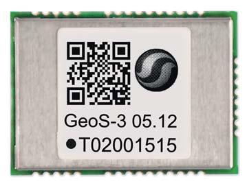 Внешний вид модуля «ГеоС-3»