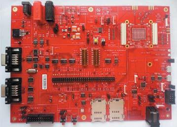 Отладочный комплект длямодулей HL6528