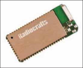 Внешний вид модуля RC2200AT-SPPIO