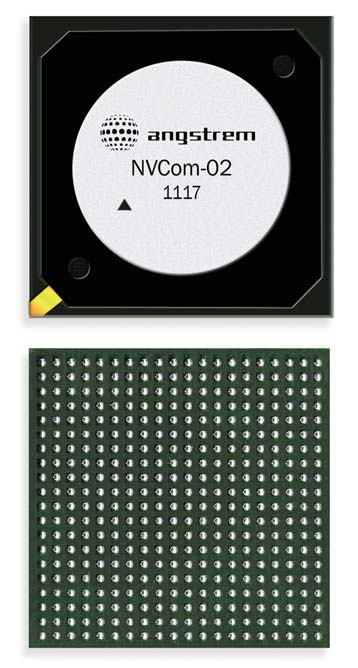 Микропроцессор NVCom-02