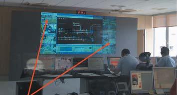 Мониторинг линии метро и видеонаблюдение в вагонах