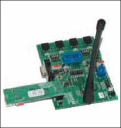 Внешний вид инструментального отладочного средства nRF9E5 EVKIT
