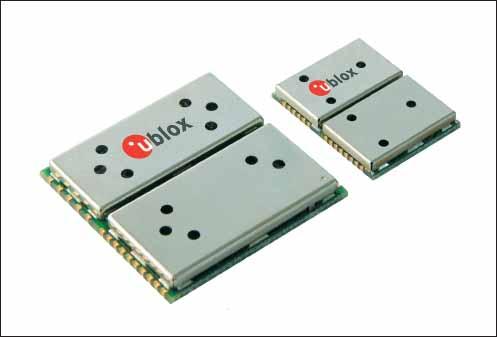 Внешний вид GPS–модулей TIM-xx и LEA-xx