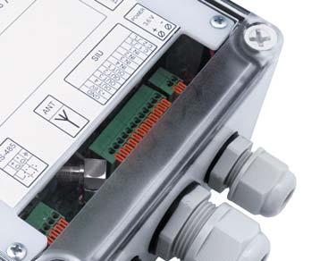 GSM-модем AnCom RM/K: четыре дискретных входа телесигнализации; четыре дискретных выхода телеуправления