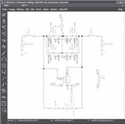Моделирование характеристик резонатора в зависимости от напряжения смещения, повторное использование результатов электромагнитной имитации для моделирования спирального индуктора