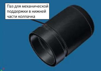 Защитный колпачок антенны