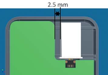 Внутренний монтаж антенны SL1201