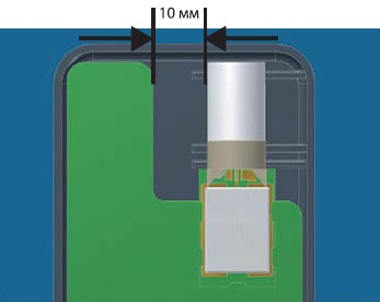 Внутренний монтаж SL1204/SL1206