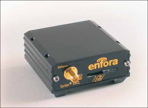 Внешний беспроводного терминал ENFORA GSM1218