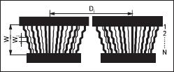 Базовая структура фильтра на основе квазивеерных однонаправленных преобразователей