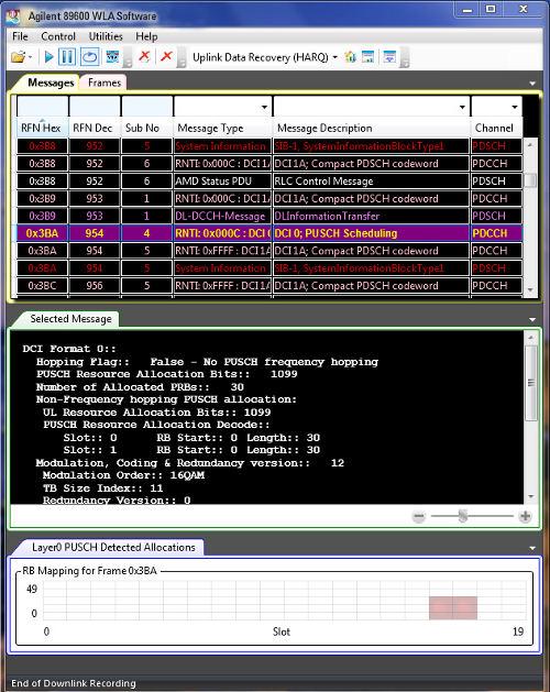 ПО Agilent Technologies для анализа линий беспроводной связи - 89600 WLA