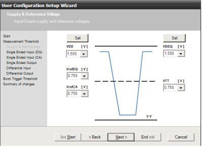 Приложение для тестирования на соответствие стандарту LPDDR3