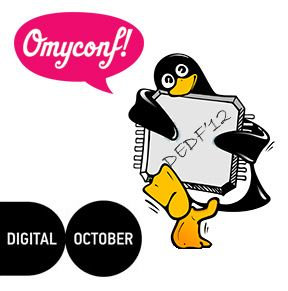 DEDF-2012: 150 участников в зале Digital October + интернет-аудитория
