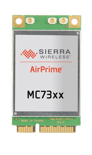 LTE-модуль MC7304 от Sierra Wireless в формфакторе miniPCI express