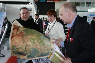 VII Международном промышленном форуме GeoForm+'2010, 30 марта – 2 апреля 2010 г., Москва