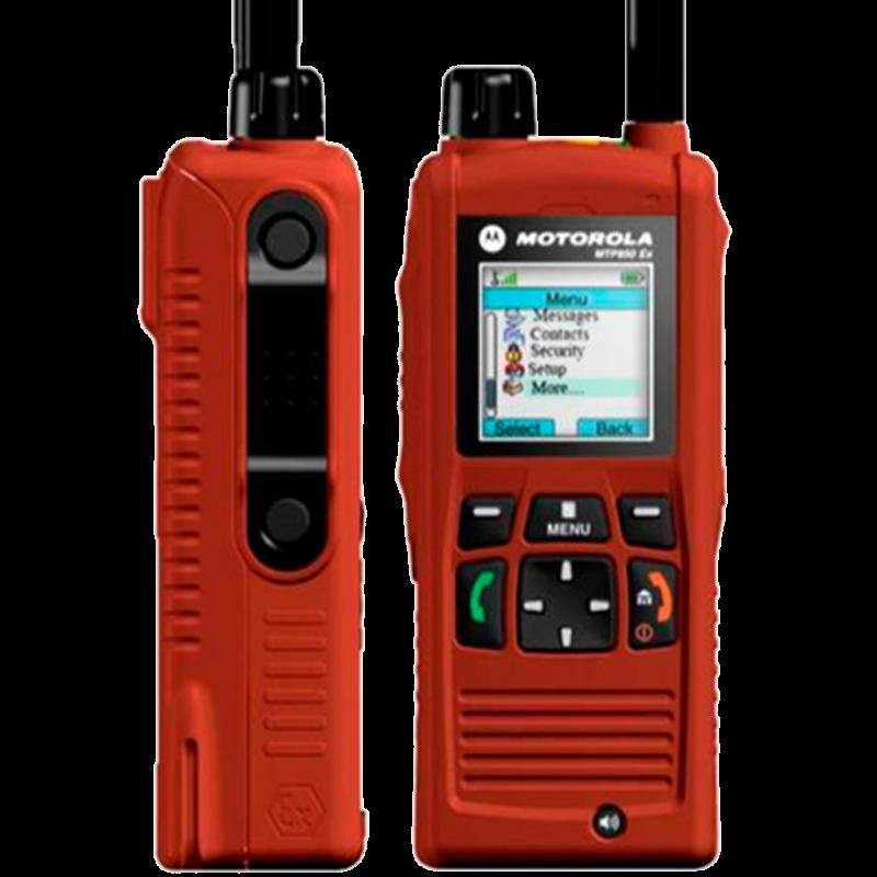 радиостанция MTP850Ex