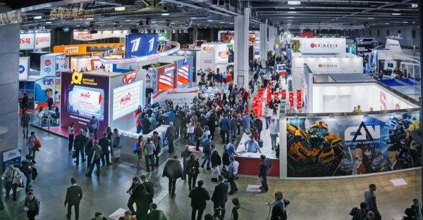 Международная выставка-форум CSTB. Telecom & Media'2020