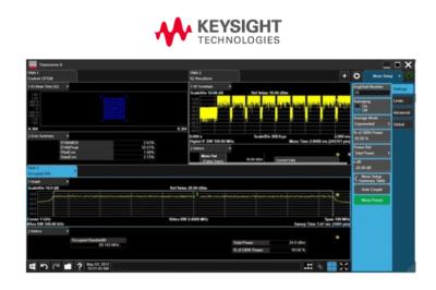 Компании Keysight Technologies и Bluetest интегрируют решения для 5G New Radio