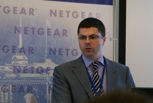 NETGEAR: теперь и в Питере!