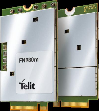 Компания Telit анонсировала 5G-модуль FN980