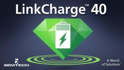 Комплект ИС LinkCharge 40 от Semtech для беспроводных зарядных устройств мощностью 40 Вт