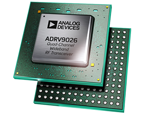 Приемопередатчик ADRV9026 от Analog Devices