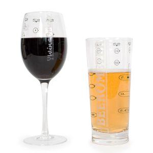 AlcoholOmeter Glasses: стеклянный «алкотестер»