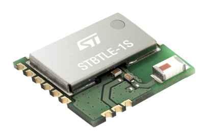 Bluetooth Low Energy (BLE) модуль SPBTLE-1S